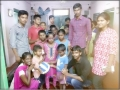 Donation camp for Orphanage