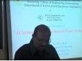 """Guest Lecture on """"AI Techniques-Applications in Power Systems"""""""